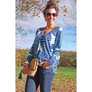 Lilly Pulitzer S Beneath the Palms Eleni Sweater